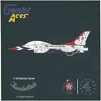 ジェミニ 1/72 F-16D U.SA.F. サンダーバーズ #4 完成品