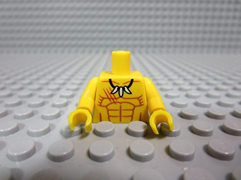 レゴ ミニフィグ 【トルソー】 1091_Yellow