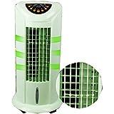 3速風速、加湿浄化、6Lウォータータンク、省エネ、ホームモバイルサイレントリモコン空調ファン 美しく耐久性のある (色 : 白)