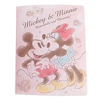 ミッキー&ミニー[ルーズリーフ]ルーズリーフバインダーセット/62756 ディズニー
