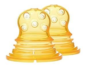キッズミー 4か月からの離乳食フィーダー チューチューモグフィ専用リフィルサック 【日本正規品】 おかゆなどのどろどろした離乳食用 丸穴(2個入り)