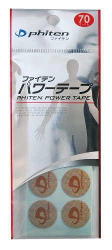 ファイテン(phiten) パワーテープ 70マーク
