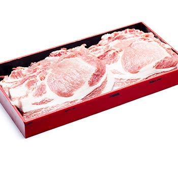 純白のビアンカ ポークステーキ(豚ロース肉)6枚 株式会社 佐藤食肉