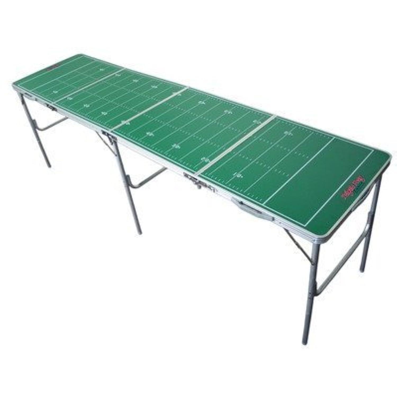 Wild Sports Football Field Beer Pong Table [並行輸入品]