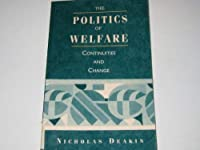 The Politics of Welfare: Continuities and Change