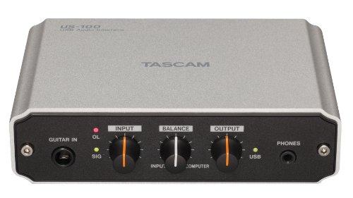 TASCAM オーディオインターフェース US-100