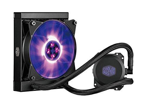 CoolerMaster MasterLiquid ML120L RGB 水冷CPUクーラー [Intel/AMD両対応] FN1137 MLW-D12M-A20PC-R1 B075XLX31G 1枚目