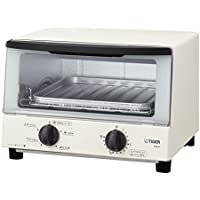 タイガー オーブン トースター ホワイト やきたて KAK-A100-W Tiger