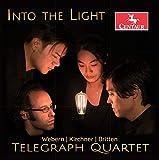 Telegraph Q: Into The Light-britten, Leon Kirchner, Webern