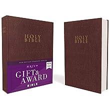 NRSV Gift And Award Bible [Burgundy]