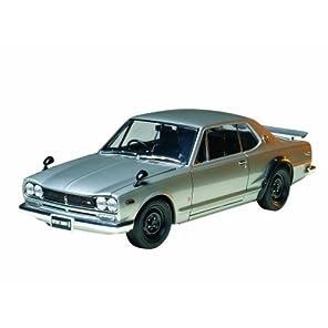 タミヤ 1/24 スポーツカーシリーズ No.194 ニッサン スカイライン 2000 GT-R ハードトップ プラモデル 24194