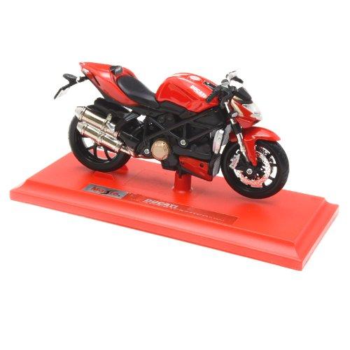ドゥカティ Ducati  1/18スケール バイクモデル  STREETFIGHTER S