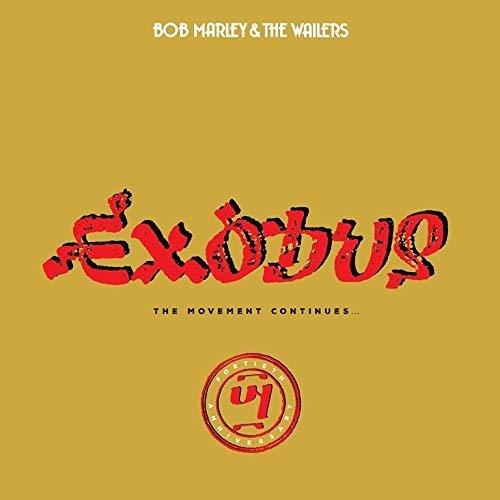 ボブ・マーリー&ザ・ウェイラーズ『エクソダス40(UICY-78373)』