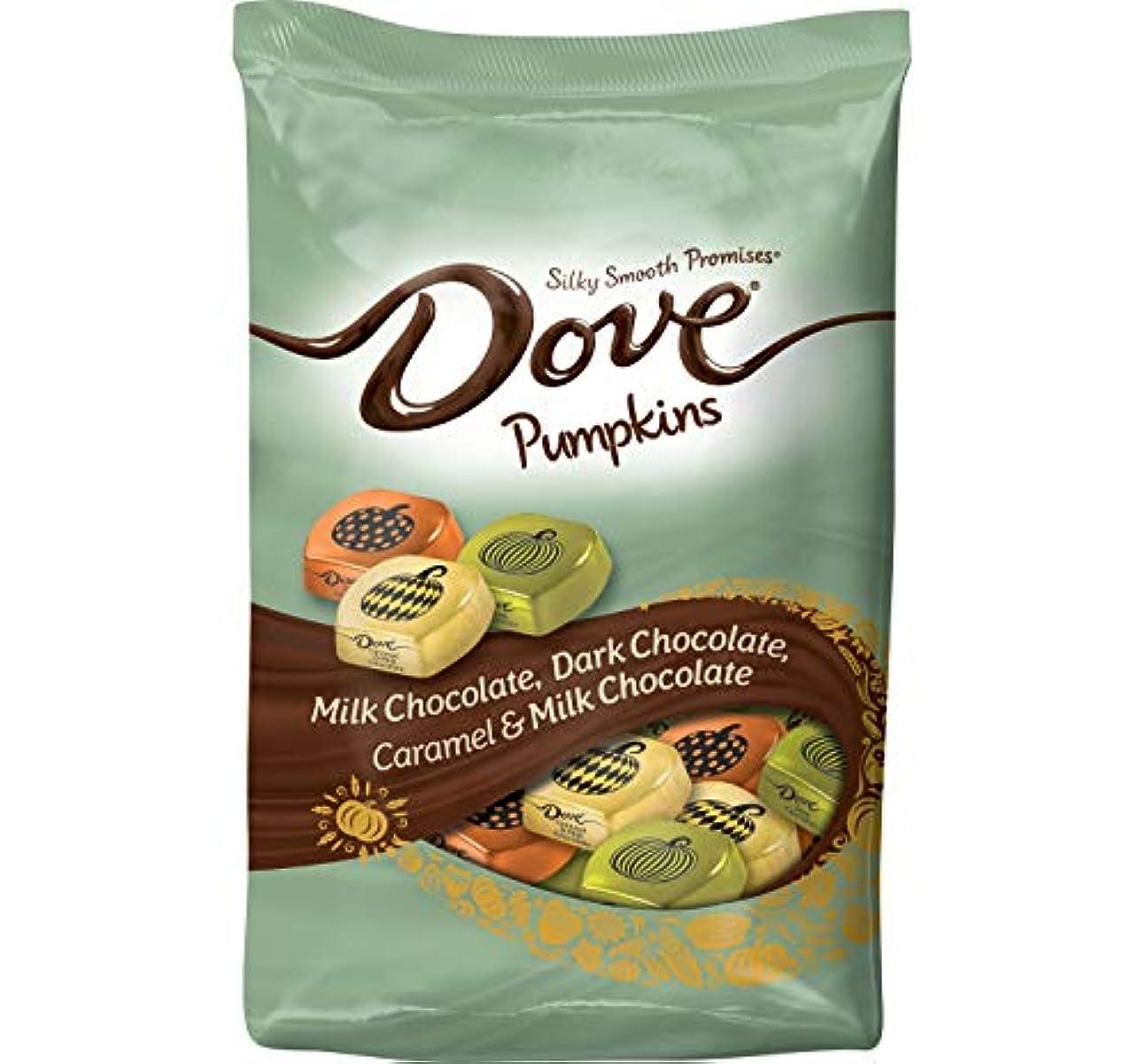 滑りやすいギャップDove Chocolates Mixed Harvest Premium Halloween ドーブチョコレートミックスドハーベストプレミアムハロウィンミックス670g [並行輸入品]