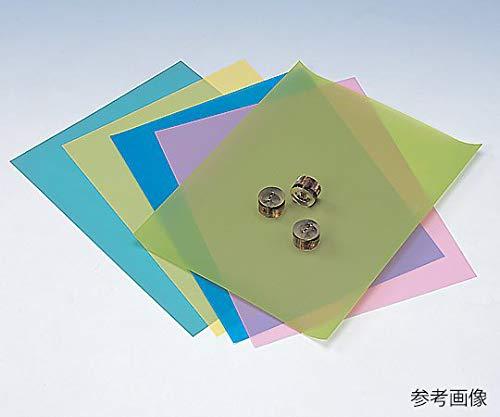 ジャパン スリーエム ジャパン(3M) 3M ラッピングフィルムシート #6000 青緑 216X280mm 50枚り A 3-2 SHT 436-0303