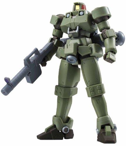 ROBOT魂 新機動戦記ガンダムW [SIDE MS] リーオー (宇宙用モスグリーン) 約125mm ABS&PVC製 塗装済み可動フィギュア