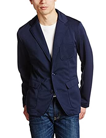 (フレッドペリー)FRED PERRY ジャケット Tailored Jacket F2411 01 01NAVY L