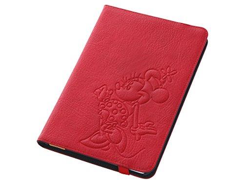 レイ・アウト iPad mini 3/mini 2用 ディズニー・レザージャケ3ット/ ミニー RT-DPM2A/MN