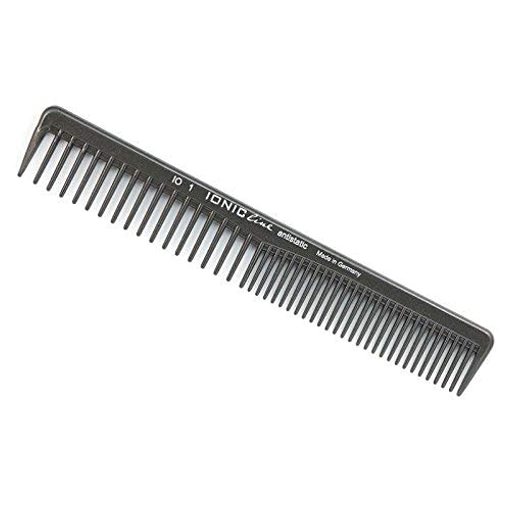 Hercules S?gemann Ionic Line Cutting Comb with coarse and Very coarse Teeth | Ionized Thermoplastic - Made in...