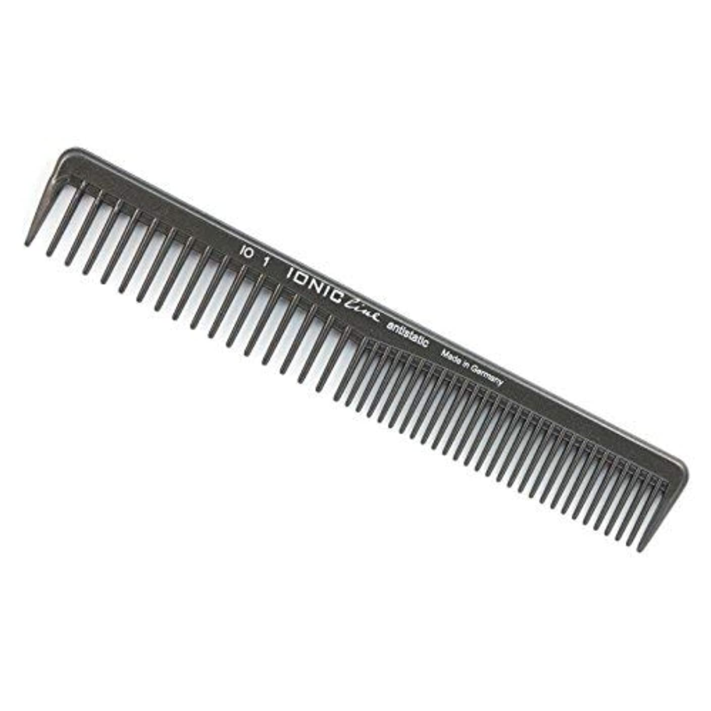 コック合理化神経Hercules S?gemann Ionic Line Cutting Comb with coarse and Very coarse Teeth | Ionized Thermoplastic - Made in...