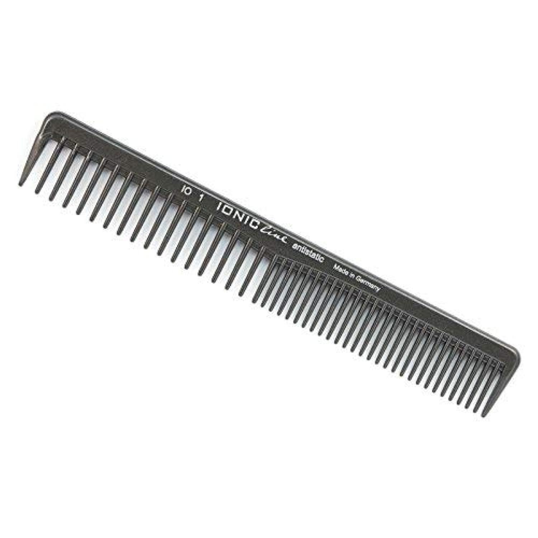 いじめっ子セメント建設Hercules S?gemann Ionic Line Cutting Comb with coarse and Very coarse Teeth   Ionized Thermoplastic - Made in...