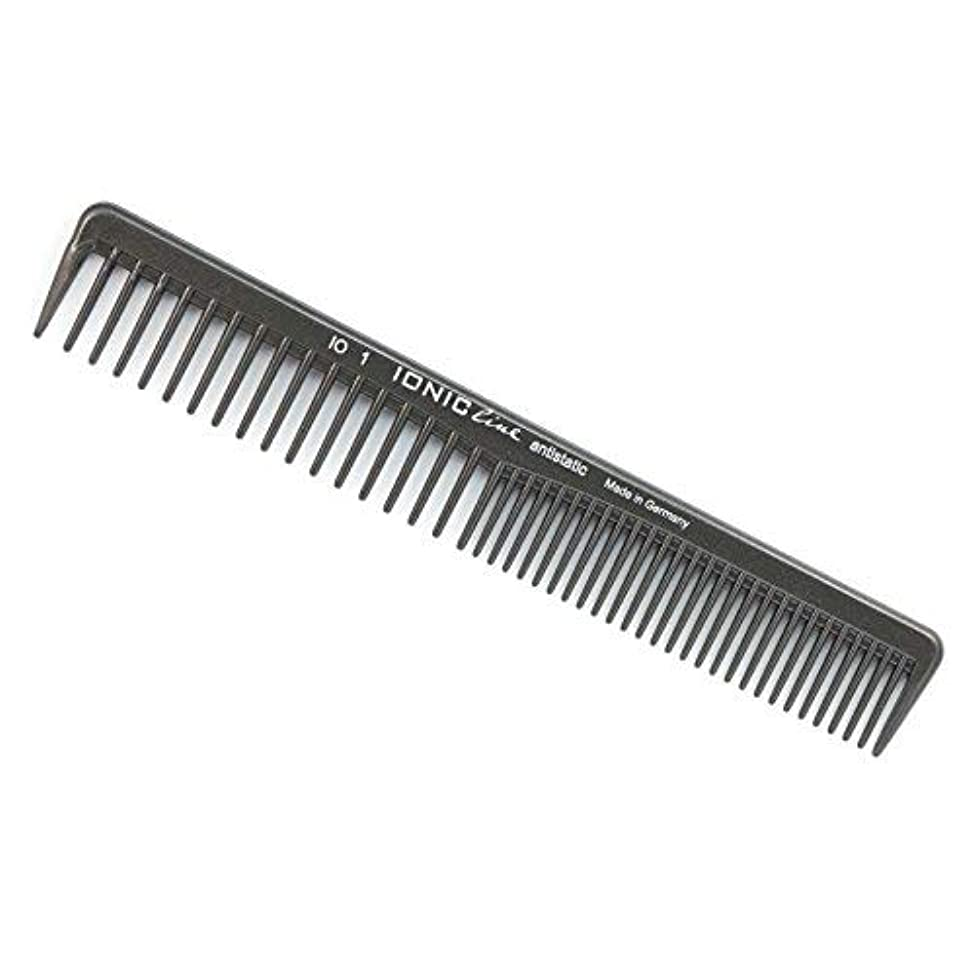 Hercules S?gemann Ionic Line Cutting Comb with coarse and Very coarse Teeth   Ionized Thermoplastic - Made in...