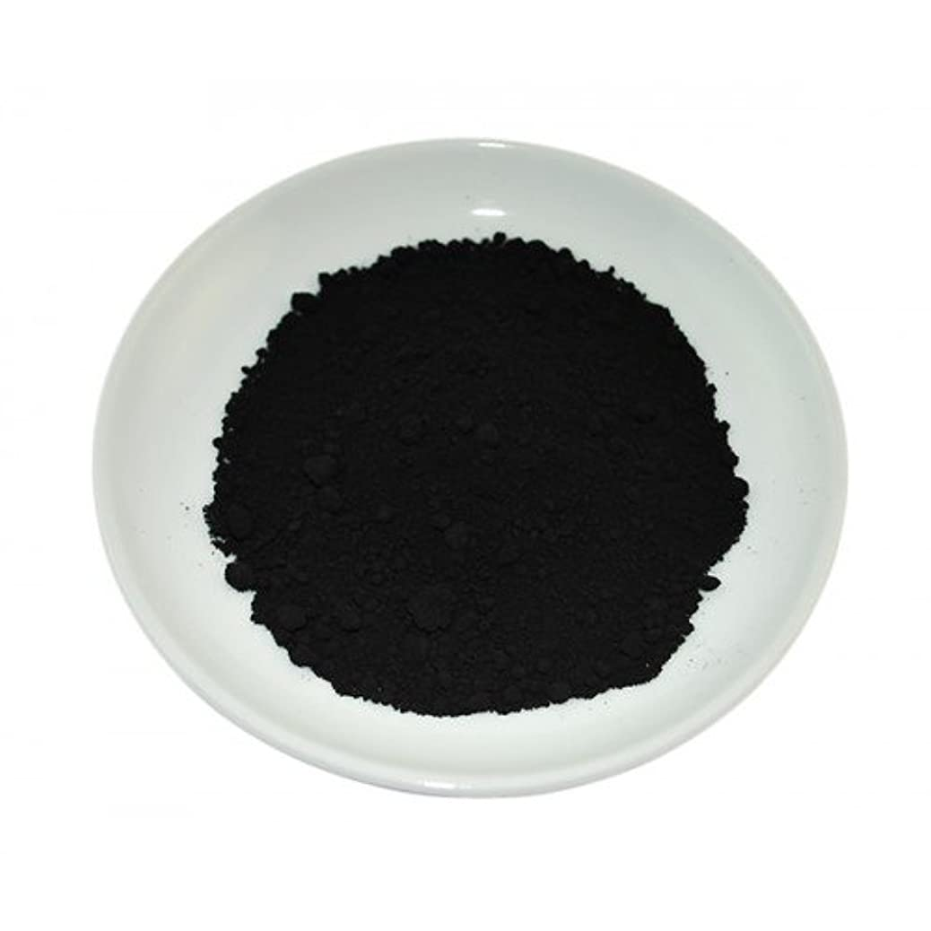 語つま先賠償Black Oxide Mineral Powder 25g
