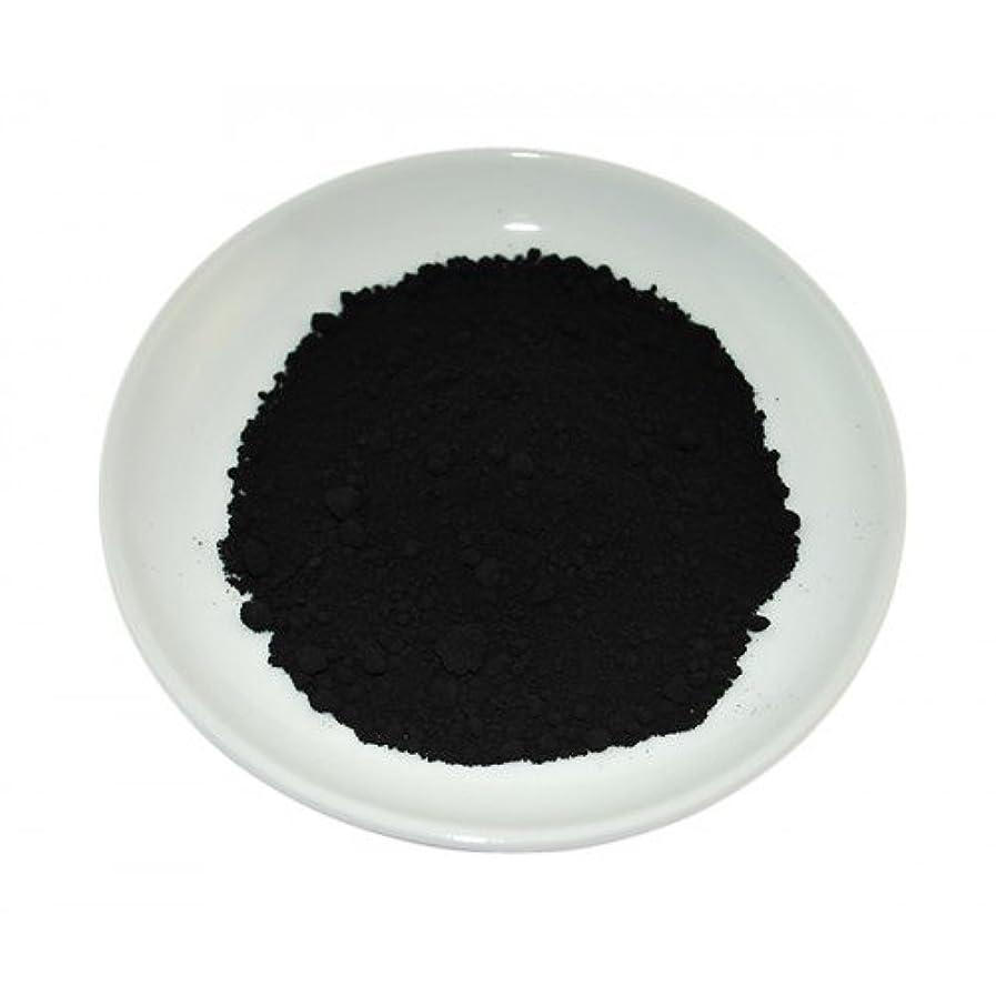 神秘的な鋸歯状構築するBlack Oxide Mineral Powder 25g