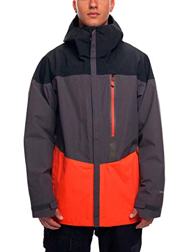 686 / シックスエイトシックス/GORE-TEX GT JACKET / L8W103 / 18-19 / INFRARED COLORBLOCK/M