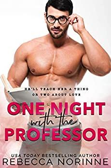 One Night with the Professor by [Norinne, Rebecca]