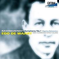 ラフマニノフ:交響曲第1番、カプリッチョ・ボヘミアン