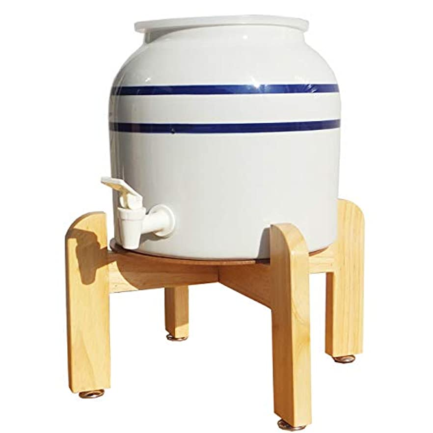 非行電球好意陶器製給水器 スプリングウェル(リングタイプ)