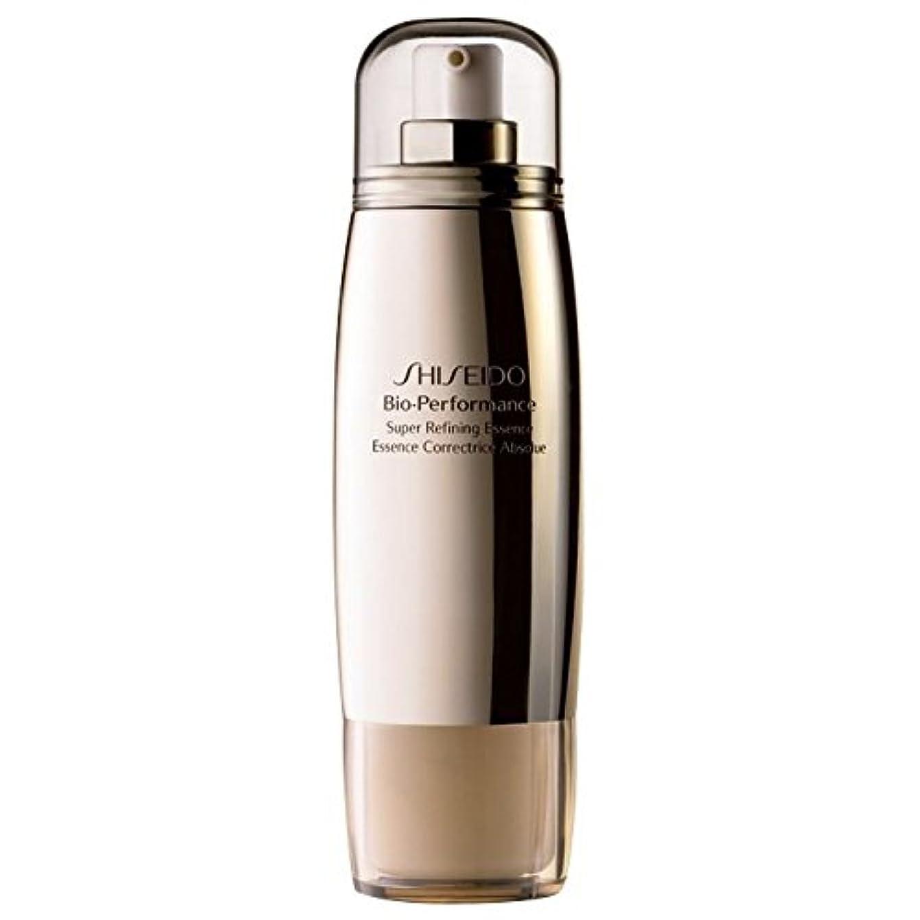 恥ずかしさまた受け皿[Shiseido] 資生堂バイオパフォーマンススーパーリファイニングエッセンスの50ミリリットル - Shiseido Bio-Performance Super Refining Essence 50ml [並行輸入品]