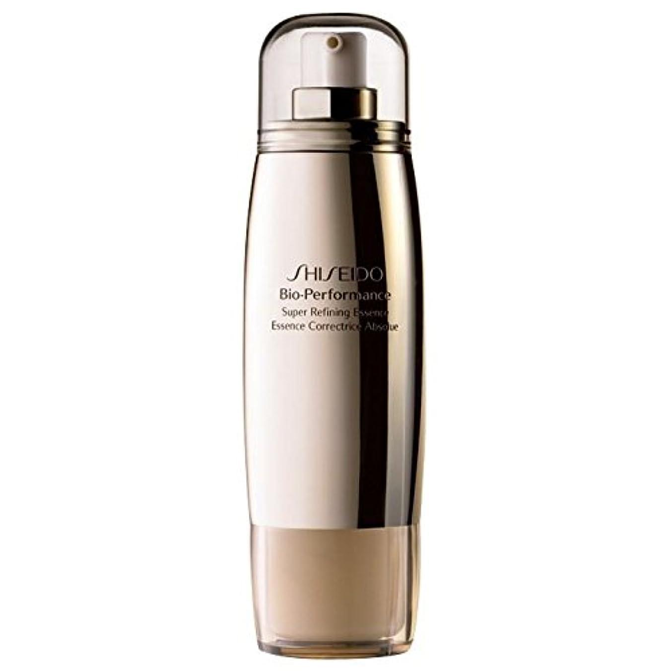 荷物高齢者瞑想する[Shiseido] 資生堂バイオパフォーマンススーパーリファイニングエッセンスの50ミリリットル - Shiseido Bio-Performance Super Refining Essence 50ml [並行輸入品]