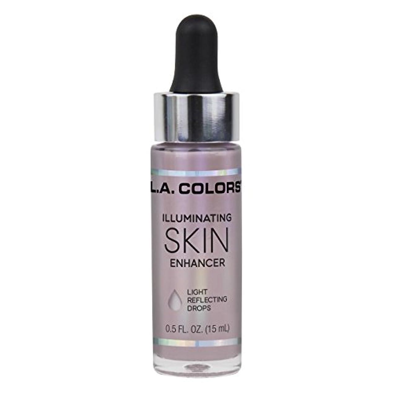 割る単なる災害L.A. COLORS Illuminating Skin Enhancer - Moonbeam (並行輸入品)