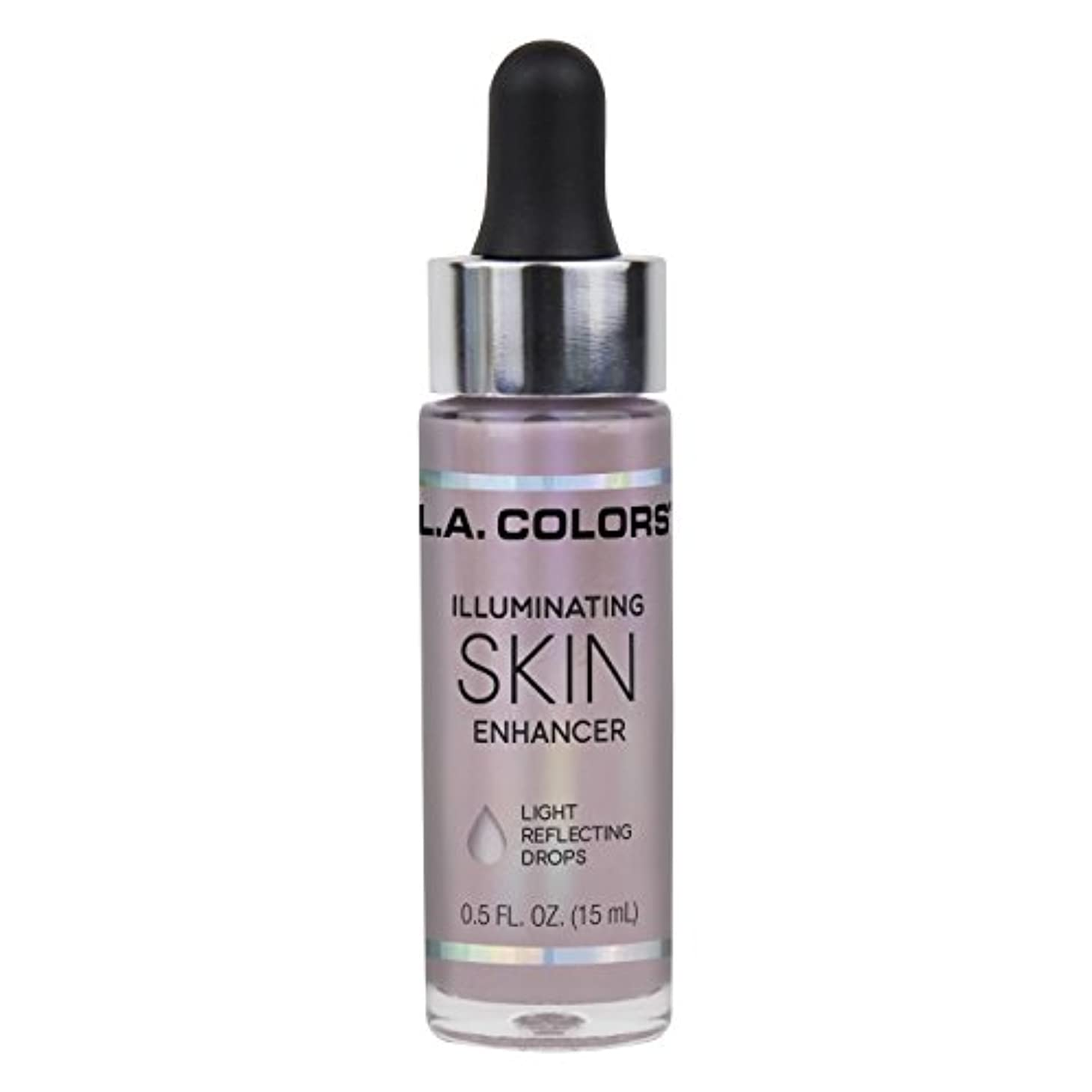 牧師現代の豊富なL.A. COLORS Illuminating Skin Enhancer - Moonbeam (並行輸入品)