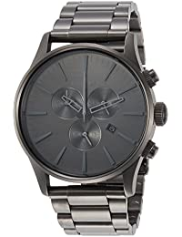 [ニクソン]NIXON 腕時計 Sentry Chrono NA3862090-00 【正規輸入品】