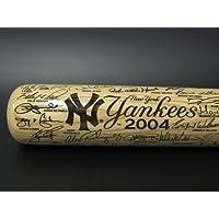 【松井秀喜ファン必見!】2004年NYヤンキースサイン入りバット