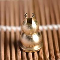 Liroyal アロマバーナーホルダー ロータス逆流香炉の装飾 お香の煙コーン ストーブ Holder Accessory