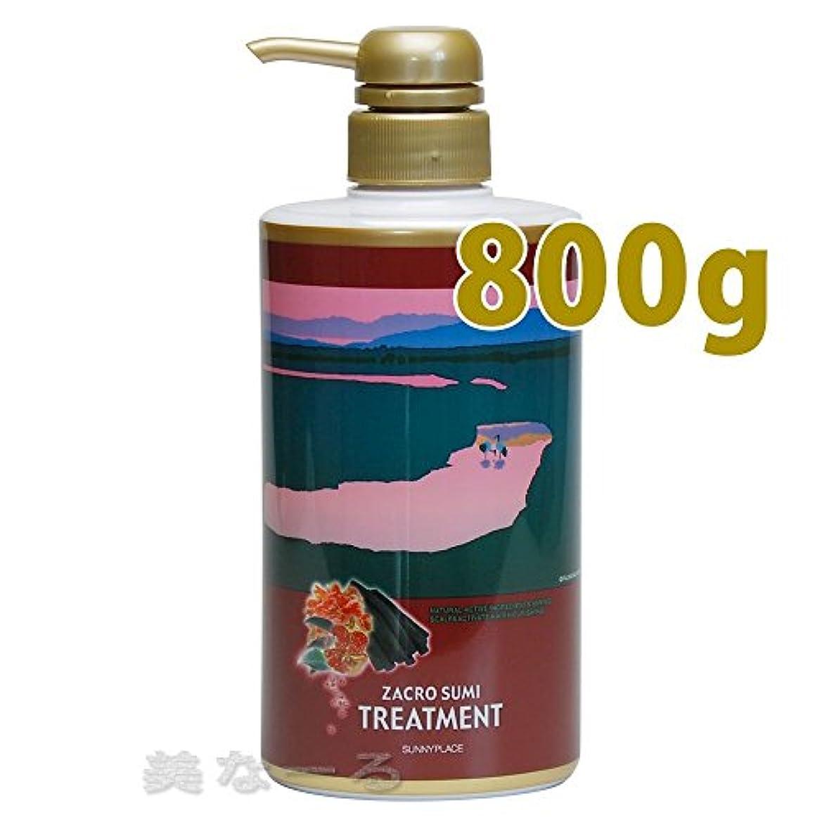 不健康稚魚カラスザクロ精炭酸トリートメント 800g