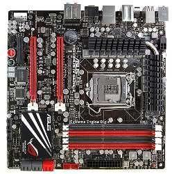 ASUSTek マザーボード Intel LGA1155/DDR3メモリ対応 Micro-ATX MAXIMUS IV GENE-Z