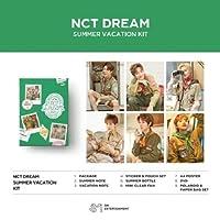 エヌシティードリーム - 2019 NCT DREAM SUMMER VACATION KIT DVD+2Notes+Summer Bottle+Mini Clear Fan+On Pack Posters+Frame&Film Set [韓国盤]