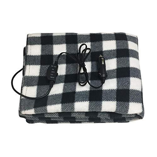 電気ひざ掛け毛布 电気毛布 ワイドサイズ 電磁波を99%カッ...