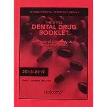 Little Dental Drug Booklet 2018-2019