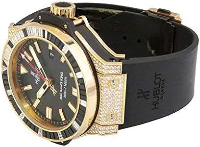 ウブロ HUBLOT ビッグバン キング サファイア ダイヤ 322.PX.1023.RX.0900 新品 腕時計 メンズ (W163463) [並行輸入品]