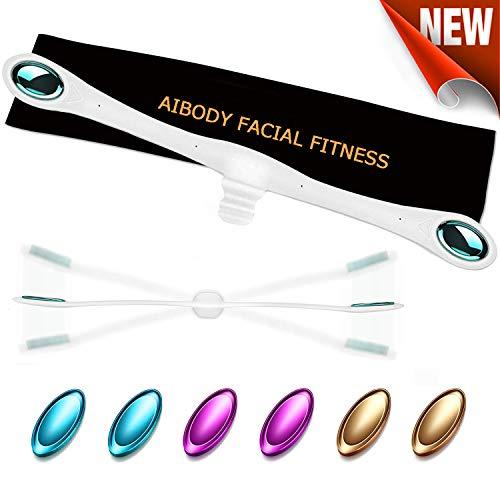 表情筋トレーニング 美顔器 AIBODY 顔 フィットネス ...