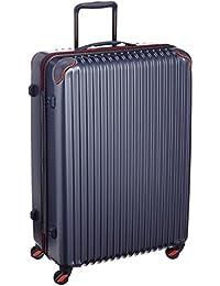 [カーゴ]スーツケース 84L  4.4kg  消音キャスター  クリアケース付き  アルファベットシール付き CAT733N