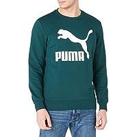 PUMA Men's Classics Logo Crew