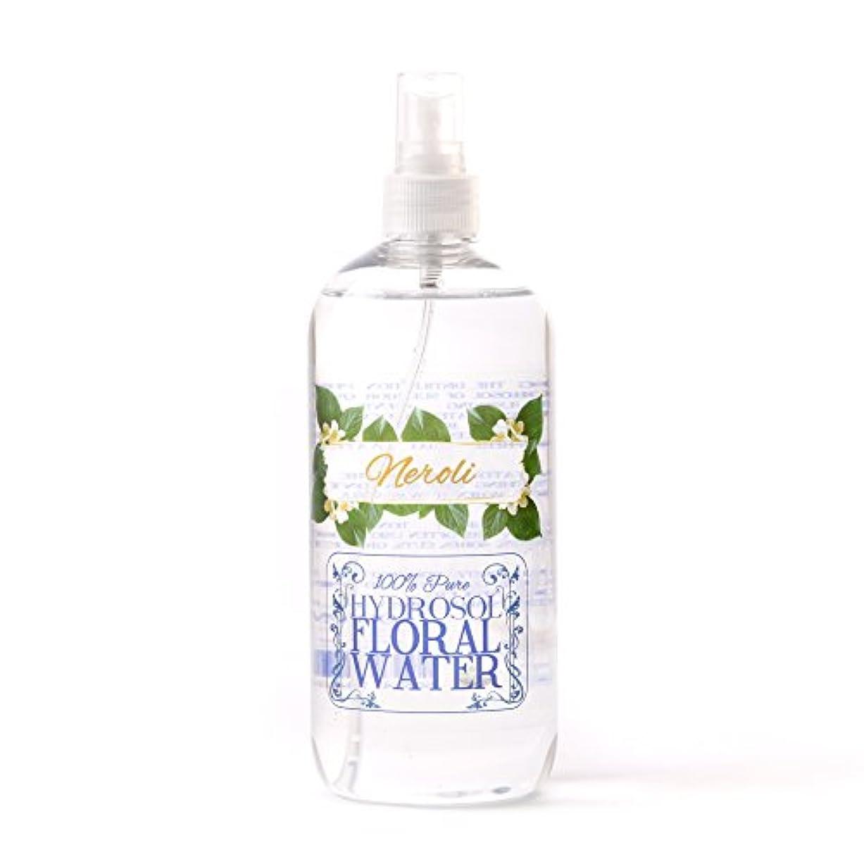 フットボール休日こするNeroli Hydrosol Floral Water With Spray Cap - 500ml