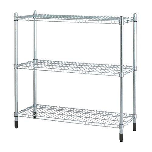 RoomClip商品情報 - IKEA OMARシェルフユニット(92×92×36) (001.672.07)